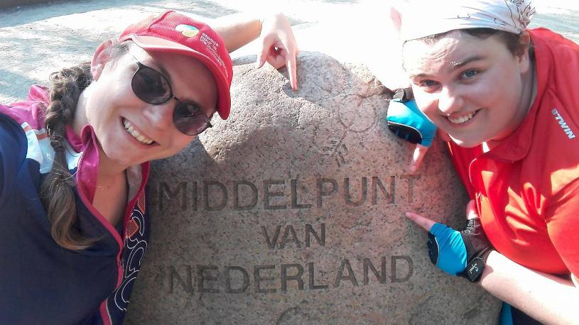 Emma Holmes & Sarah Haimes - Netherlands food technology cycle