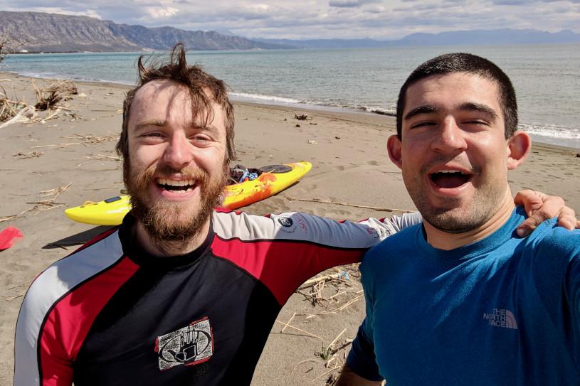 Kayaking the Drin - Val Ismaili