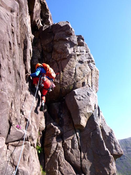 Oli Warlow - Classic Rock climb and cycle