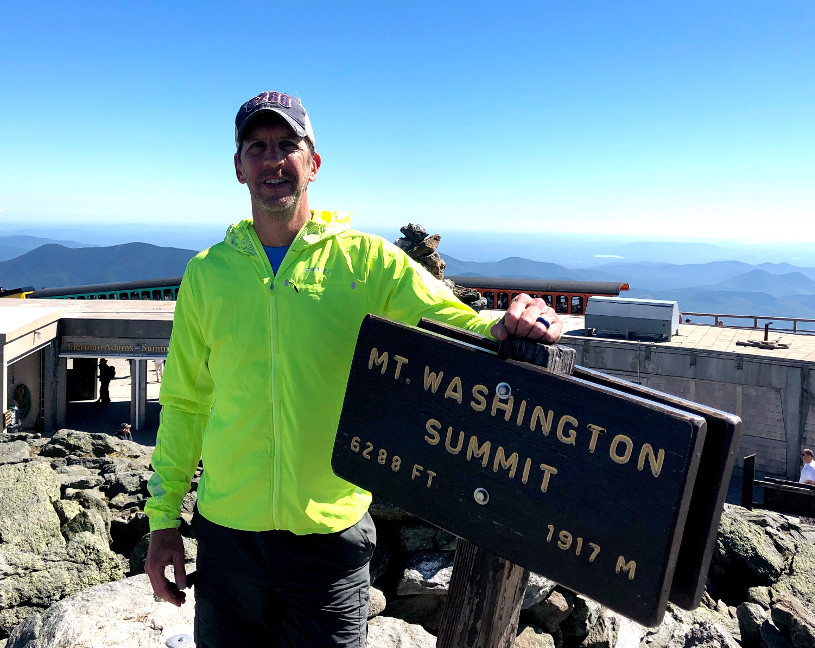 From City to Summit - Walking from Boston to Mount Washington