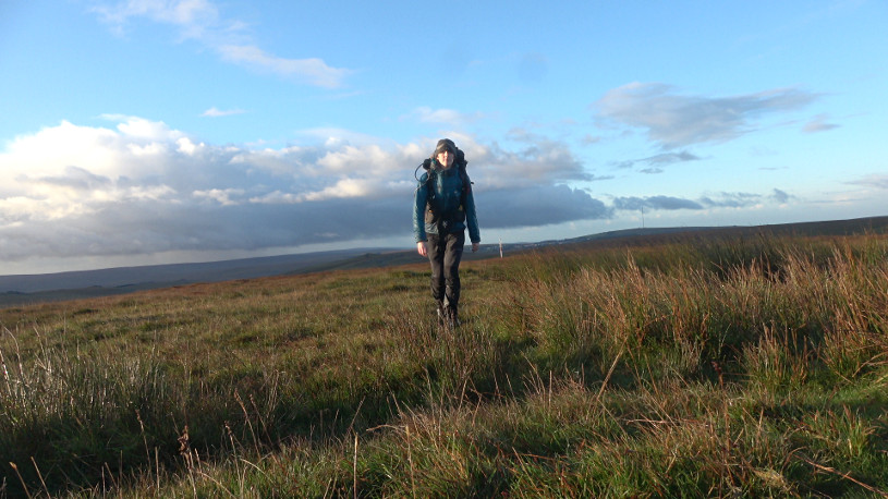 Walking all of Dartmoor's Tors
