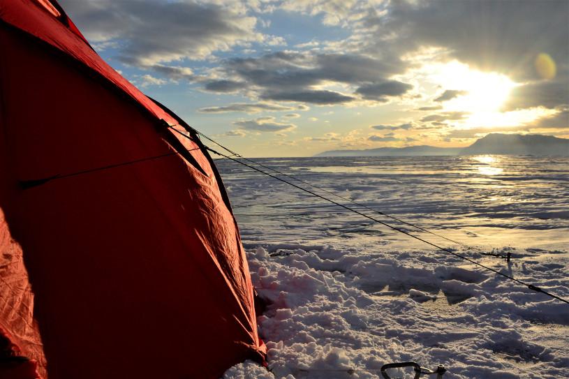 Lake Baikal Expedition - Theresa Loeber, Kathryn Bennett & Ellie Ulyatt