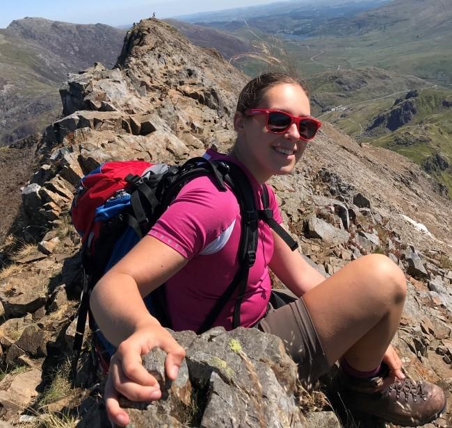 Natalie Insall - Walking Lakes to Dales