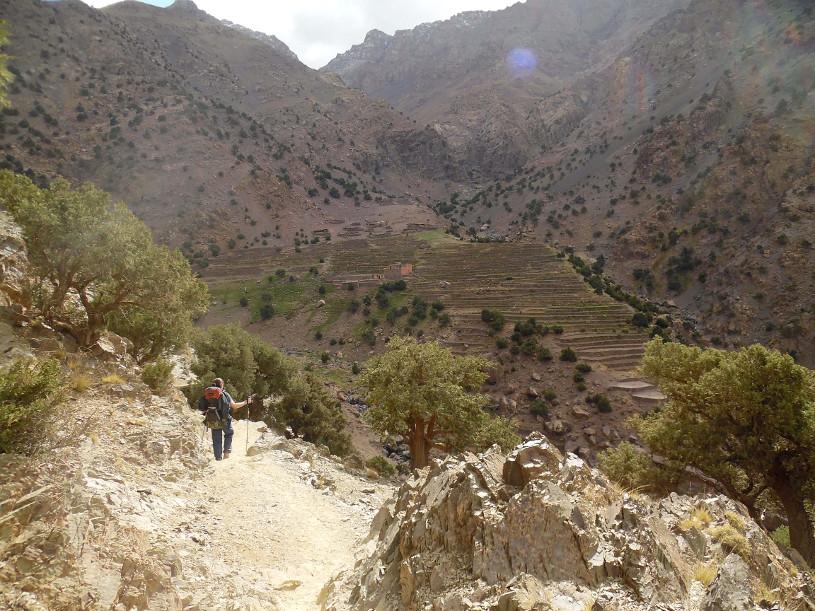 Trekking Morocco Atlas Mountains