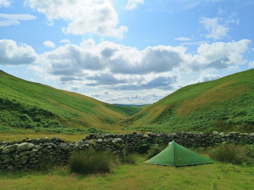 Natalie Insall - Walking from the Lakes to the Dales