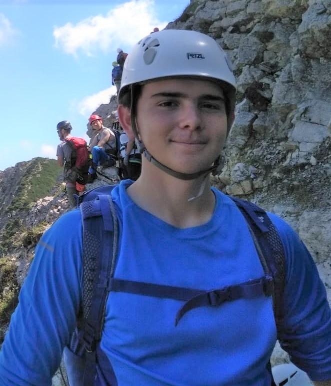 Sam Jadav - Walking the Cornish Coast