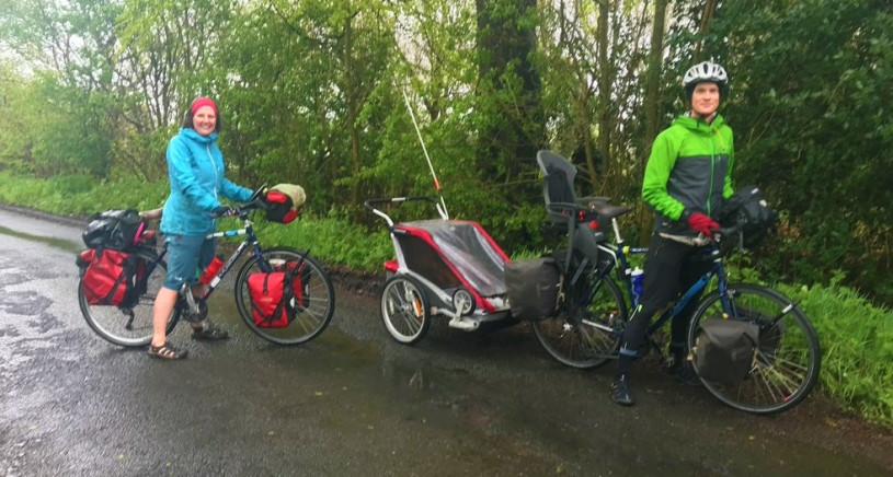 Cycling to Shetland