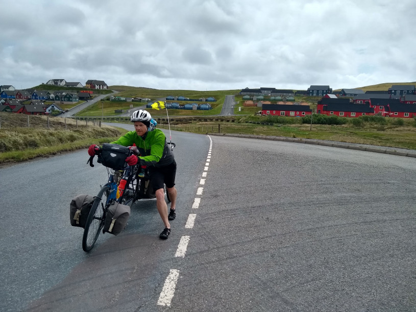 Cycle Touring in Shetland